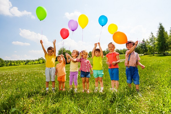 balloon games for kids